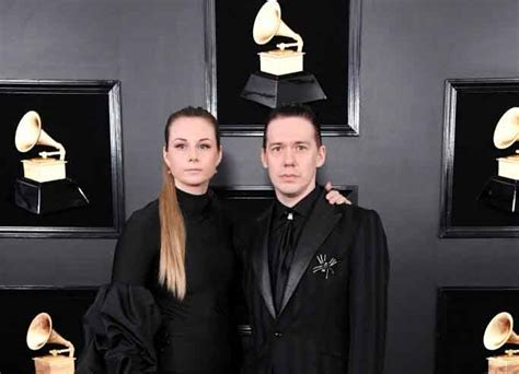 Ghost tobias-forge-wife-grammys-2019 - Overdrive
