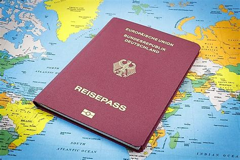Countries With The Best Passports For International Travel