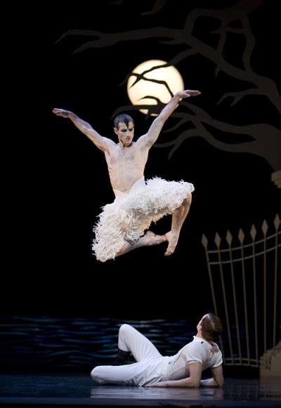 """Matthew Bourne: """"a lot of young people think that it's odd"""