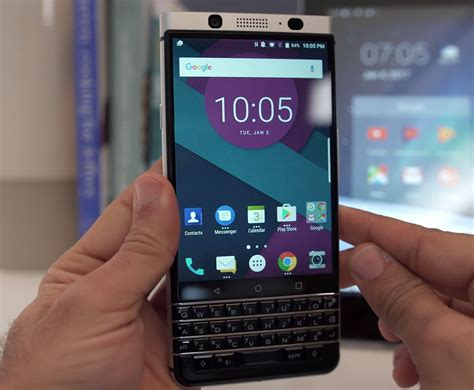 Up to three new BlackBerry phones coming in 2017 | PhoneDog