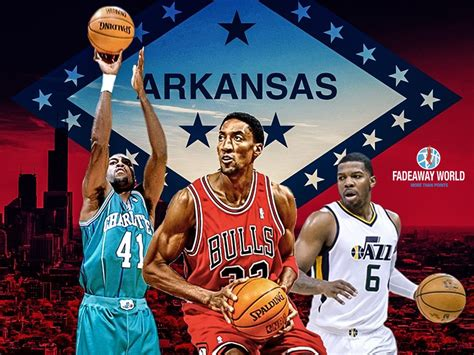 Ranking The Top 10 Best NBA Players Born In Arkansas