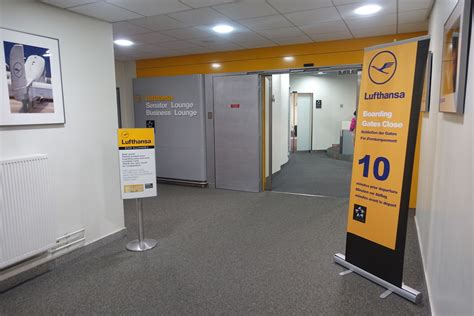 Review: Lufthansa Lounge Paris Airport - One Mile at a Time
