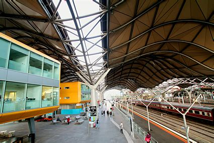 Southern Cross Railway Station | Melbourne Buildings