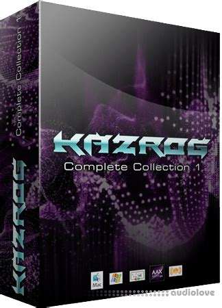 Kazrog Complete Collection 1 free download - AudioLove