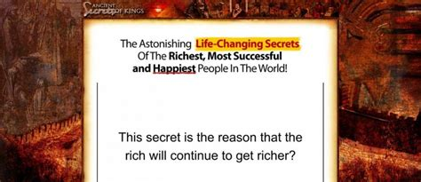 Ancient Secrets Of Kings Review: How Did Kings Become The