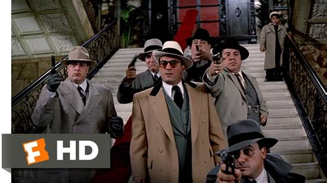 The Untouchables (6/10) Movie CLIP - You Got Nothing