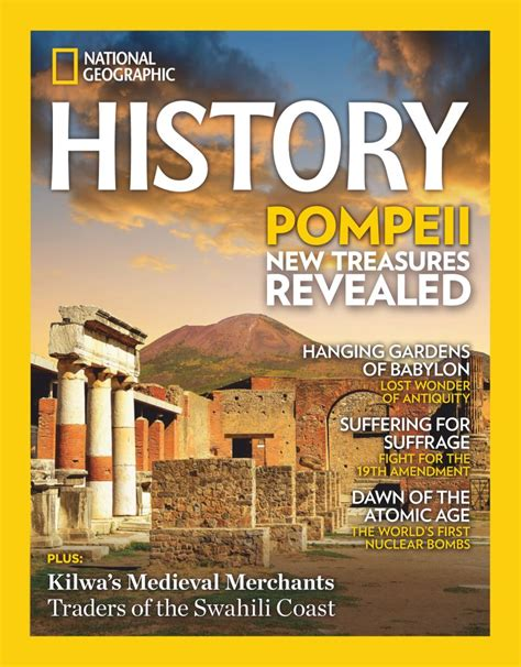 National Geographic History - July 2020 PDF download free