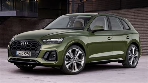 2020 Audi Q5 S line - Wallpapers and HD Images | Car Pixel