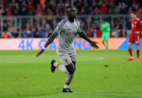 A 16-Year Old Sadio Mane Ran Away From Home Because He