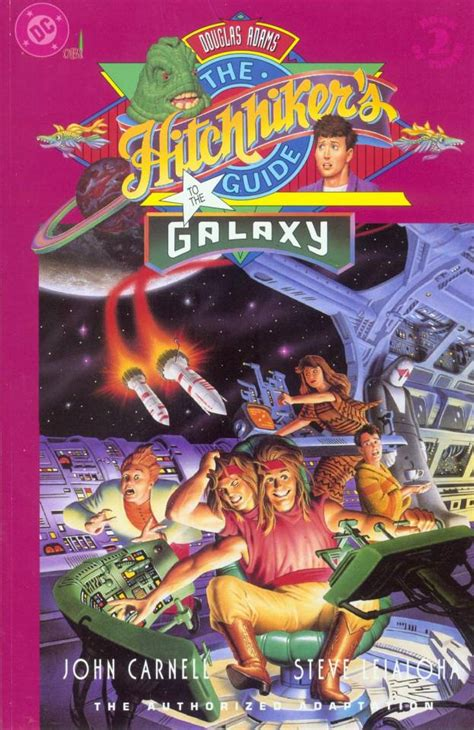 The Hitchhiker's Guide to the Galaxy #2 - Book 2 of 3 (Issue)