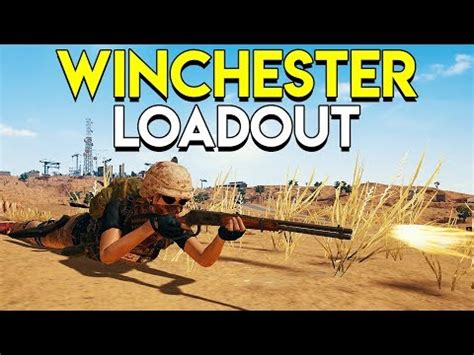 Playerunknown's battlegrounds loadouts, welcome to the