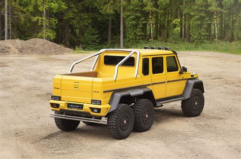 Mansory Turns to the Mercedes-Benz G63 AMG 6x6