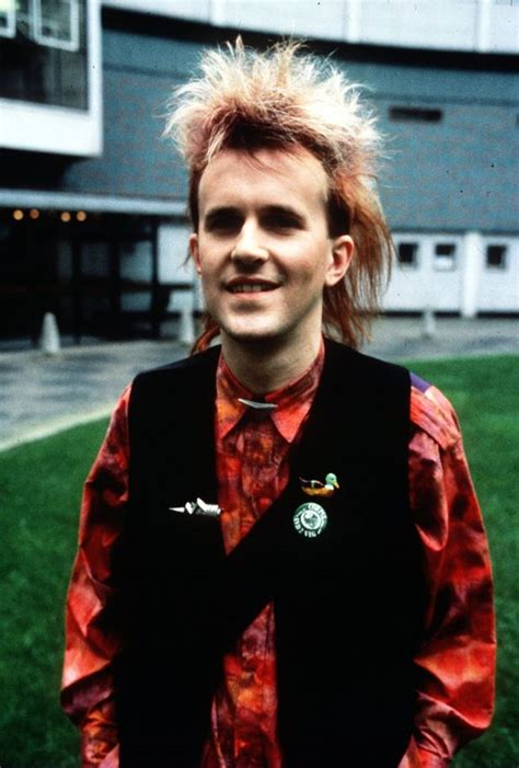 Howard Jones too upset to perform new song about his mum