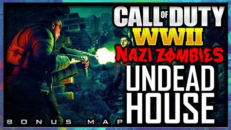 Call of Duty WW2 ZOMBIES *BONUS MAP* LEAKED! SECOND MAP