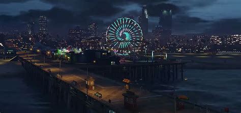 This GTA 5 time-lapse video is quite lovely - VG247