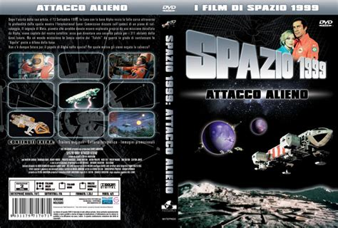 Space 1999 Merchandise Guide: Italian DVD Movies