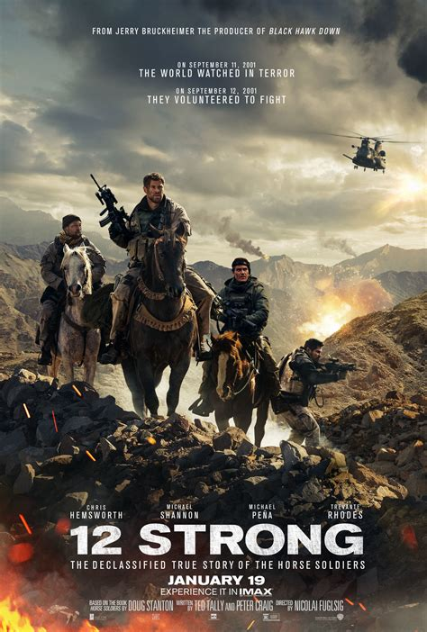 Watch 12 Strong 2017 Full Movie on pubfilm