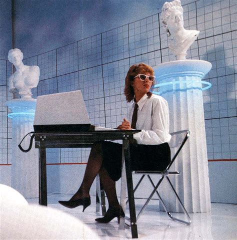 Computer Magazine Cover Girls of the 1970s and 80s - Flashbak