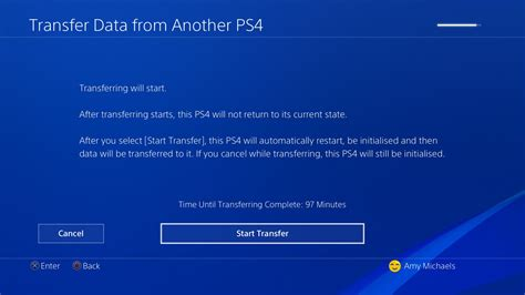 PS4 Pro: how to transfer data from your old PS4 or SSD to