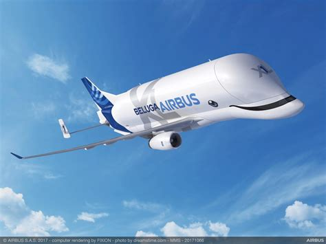 Beluga XL - the new oversized freighter from Airbus | UK