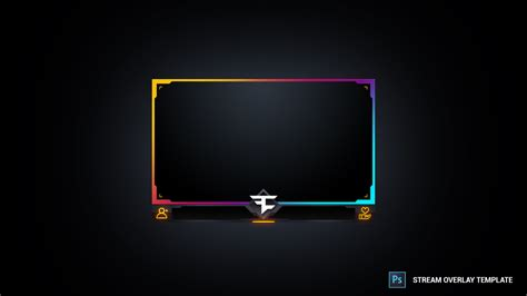 Facecam Overlay Png & Free Facecam Overlay