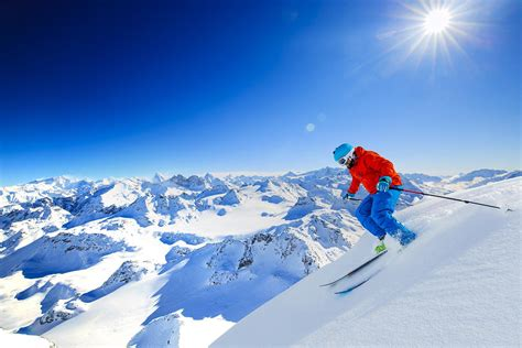 5 ways skiing can benefit your health and fitness | London