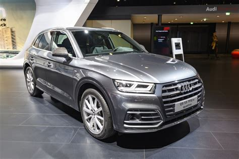 The 2021 Audi Q5 Plug-in Hybrid Is Surprisingly More