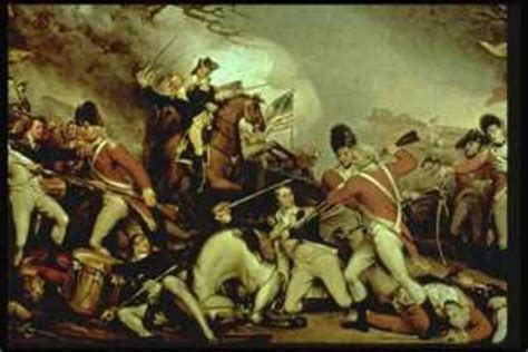 1770-1780 Selected Events in British History timeline