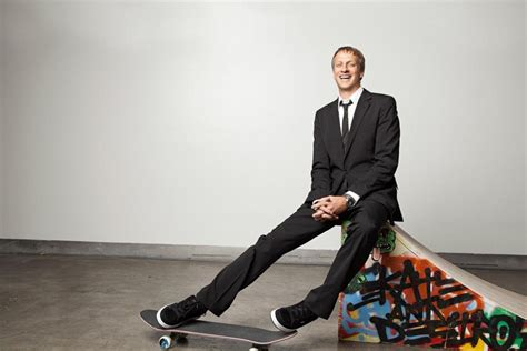 How Tony Hawk Skated Past Rookie Business Mistakes on His