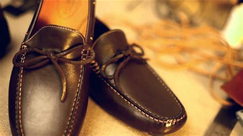 """Massimo Dutti """"Shoes made to order"""" - YouTube"""