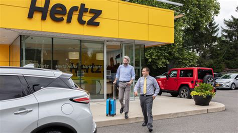 Hertz is getting into the car subscription game - Roadshow